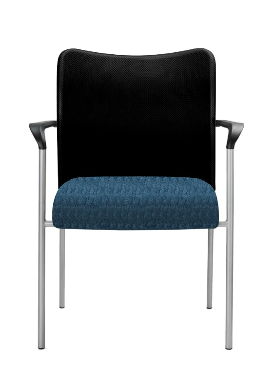 Allseating Mesh Back Side Chair 77054