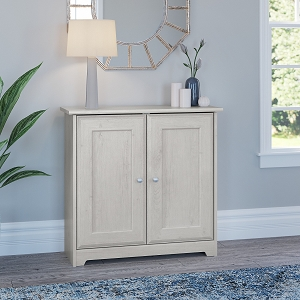 Bush Furniture Cabot Small Storage Cabinet with Doors