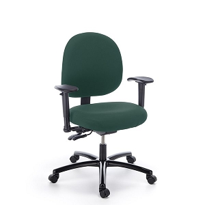 Cramer Triton Medium Back Desk Chair #TRMDX