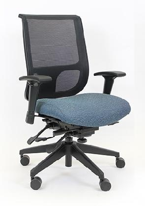 RFM Seating Tech 1400 Managers High Back Chair - #1435