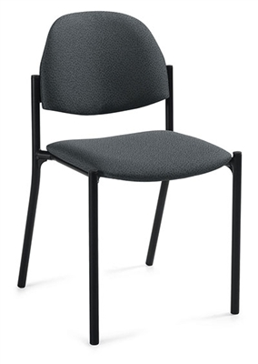 Global Comet Armless Stacking Armchair #2172