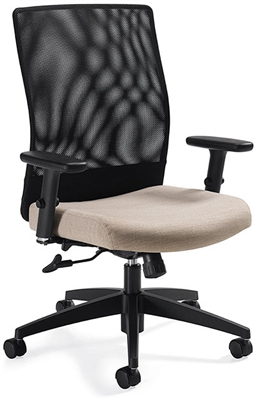 Global Weev Medium Back Tilter Chair #2221-4