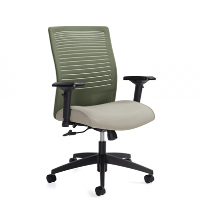 Global Loover Medium Back Tilter Chair #2662-4