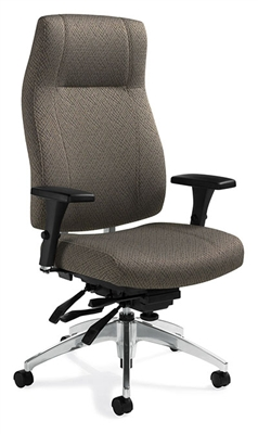 Global Triumph High Back Multi-Tilter Chair #3650-3