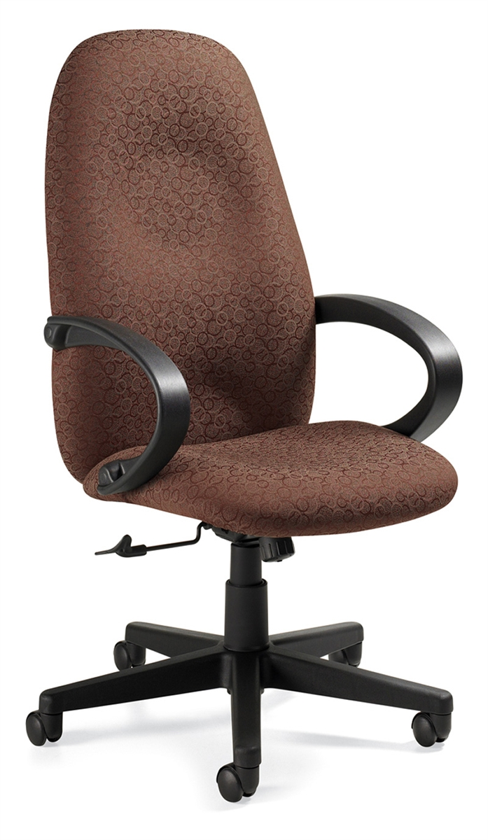 Global Enterprise High Back Tilter Chair #4560