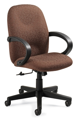 Global Enterprise Low Back Tilter Chair #4561