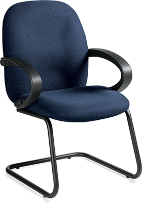 Global Enterprise Cantilever Arm Chair #4565