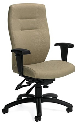 Global Synopsis High Back Multi-Tilter Chair #5080-3