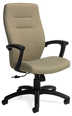 Global Synopsis High Back Tilter Chair #5090-4