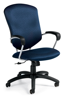 Global Supra High Back Tilter Chair #5330-4