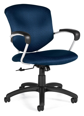 Global Supra Medium Back Tilter Chair #5331-4