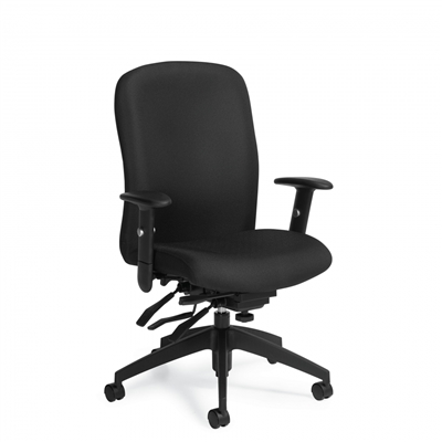 Global Truform High Back Multi-Tilter Chair #5450-3
