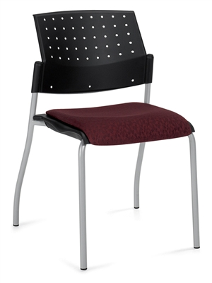 Global Sonic Armless Stack Chair #6509