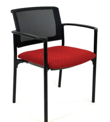 Mesh Guest Chairs