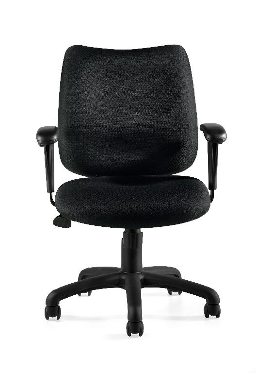 OTG Tilter Chair With Arms #OTG11612B