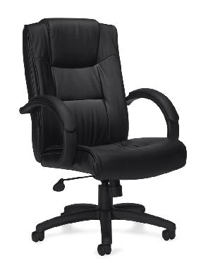 OTG Luxhide Executive Chair #OTG11618B