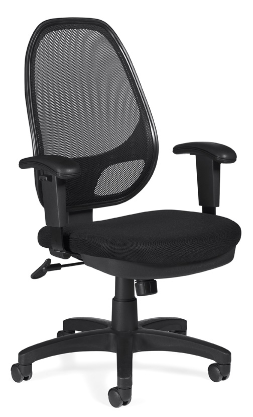 OTG Mesh Back Managers Chair #OTG11641B