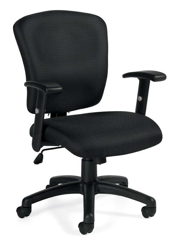 OTG Tilter Chair With Arms #OTG11850B