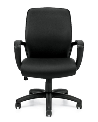 OTG Luxhide Managerial Chair #OTG11975B