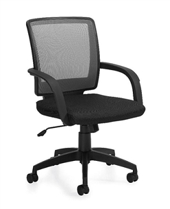 OTG Mesh Back Manager's Chair #OTG10900B
