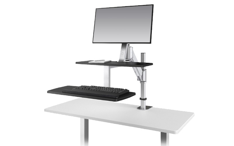 ESI Ergorise Climb1 - Sit to Stand Workstation #CLIMB1