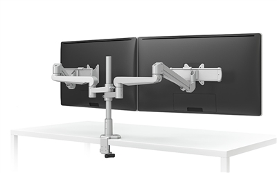 ESI Evolve Dual Monitor Arm - EVOLVE2-FMS