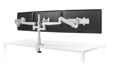 ESI Evolve Three Monitor Arms - EVOLVE3-FMS