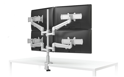 ESI Evolve Four Monitor Arms - EVOLVE4-MS