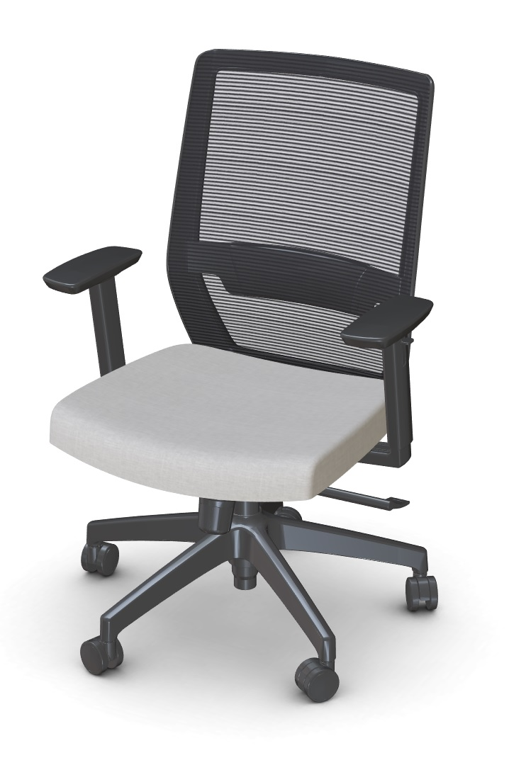 Friant Vektor Task Chair FD00251-Grey