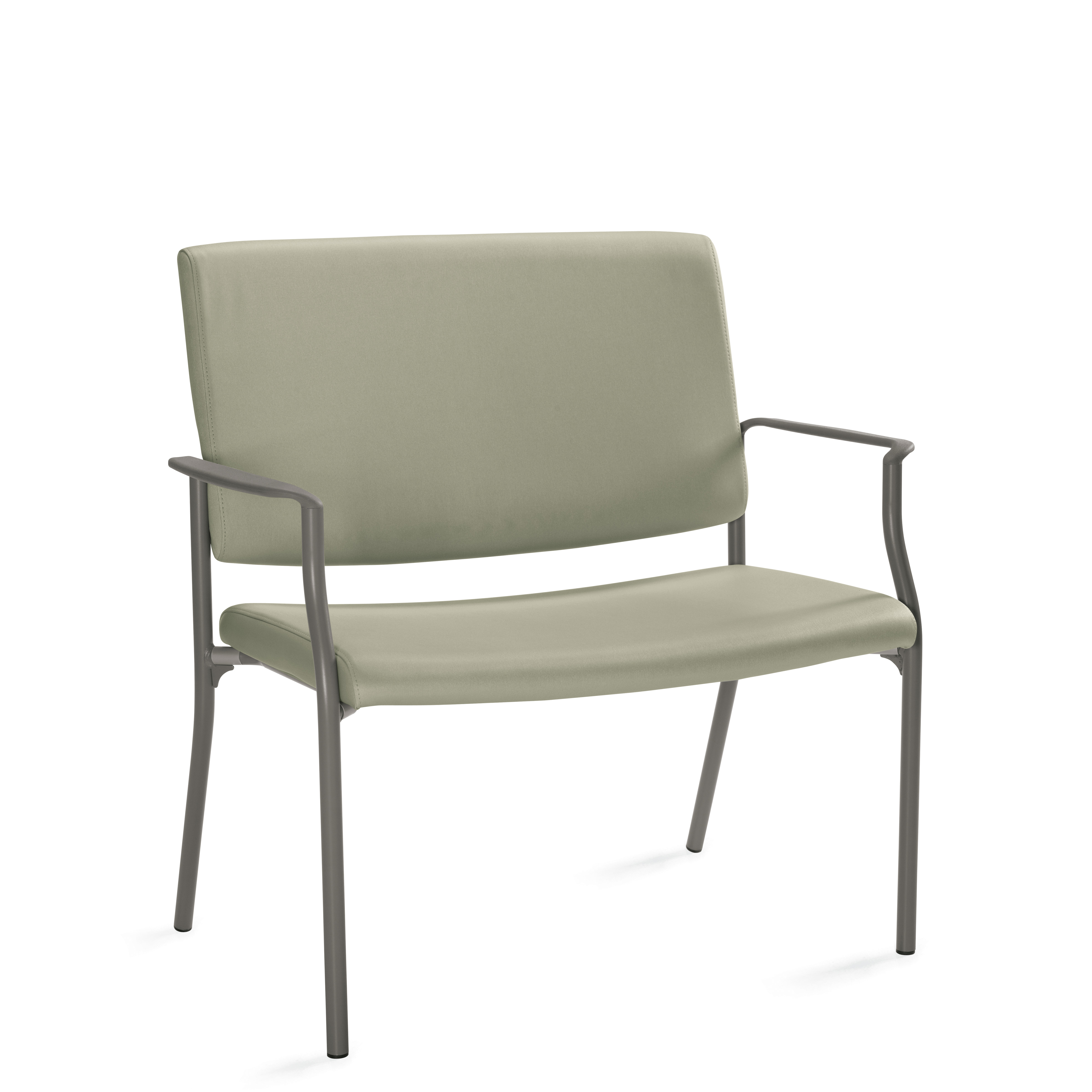 Global Care Frolick Bariatric Stacking Armchair With Concealed Back #GC3003