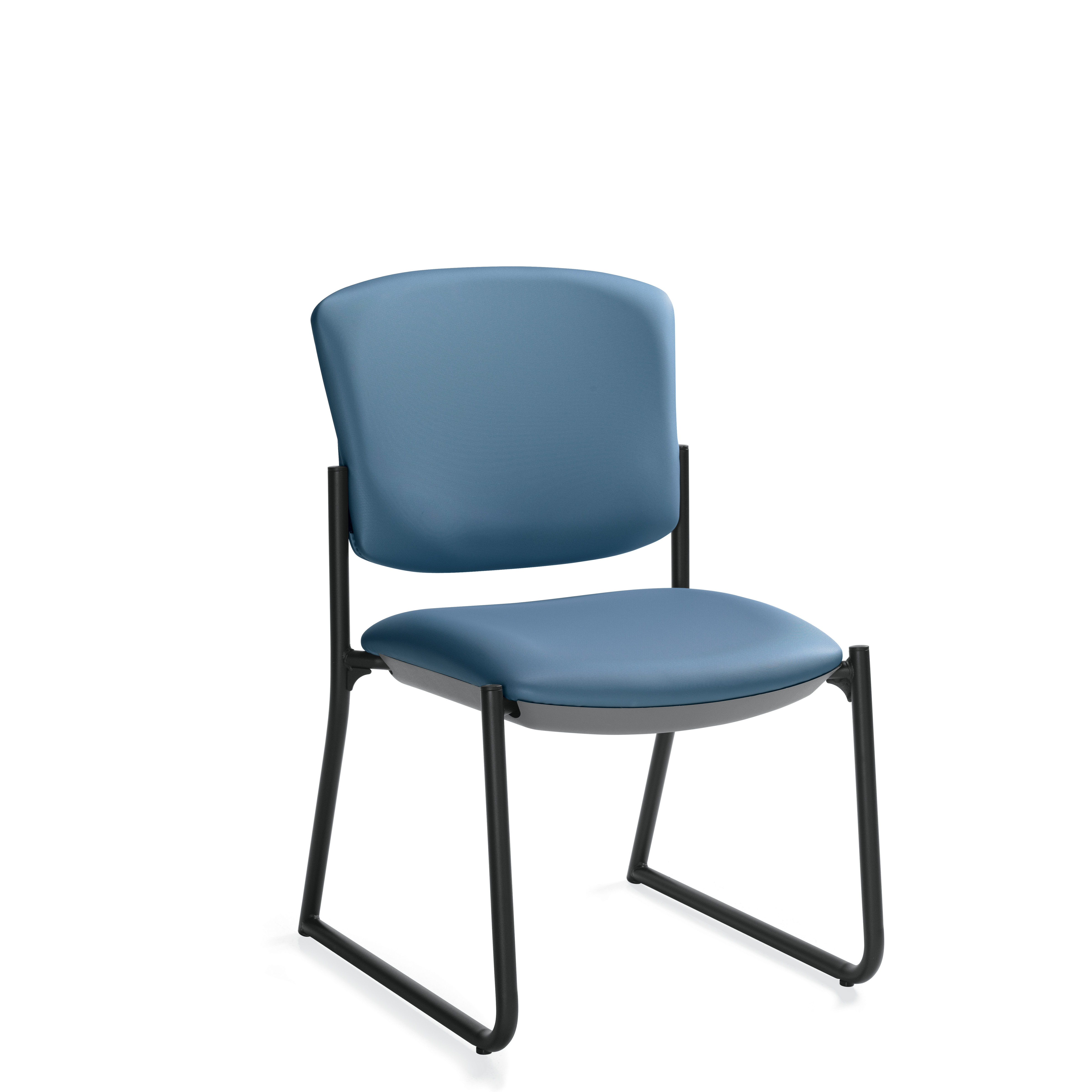 Global Care Splash Sled Base Armless Side Chair #GC3014