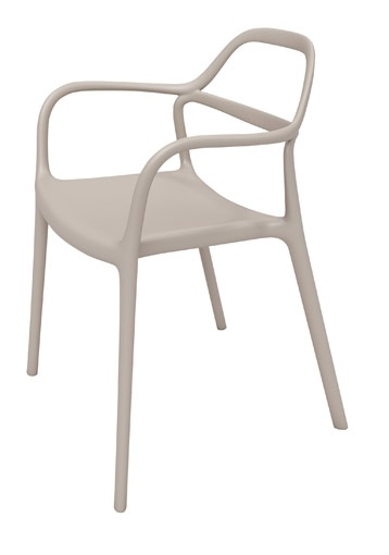 KFI Studios Express Yourself Chair w/Polypropylene Seat and Back #6300