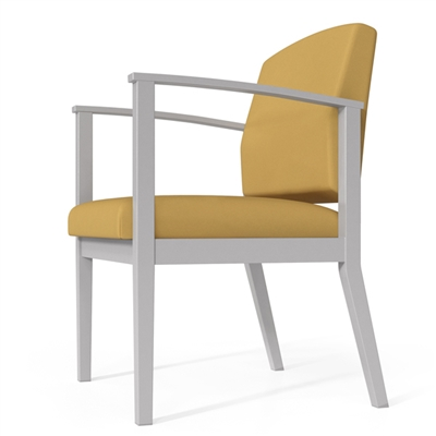 Lesro Amherst Steel Guest Chair #AS1101
