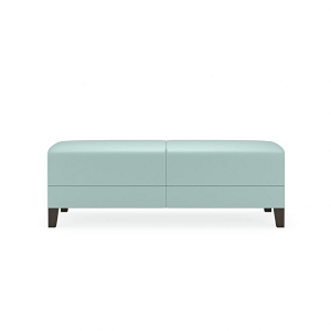 Lesro Fremont Series 2 Seat Bench #FT1005B8