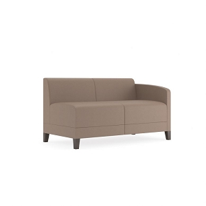 Lesro Fremont Series Loveseat w/Left Arm Only #FT2401L8