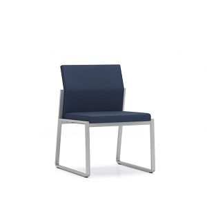Lesro Gansett Series Armless Guest Chair #GN1402G5