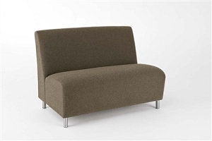 Lesro Ravenna Armless Loveseat #RV1502G8
