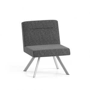 Lesro Willow Series Armless Bariatric Chair #WL1802G5