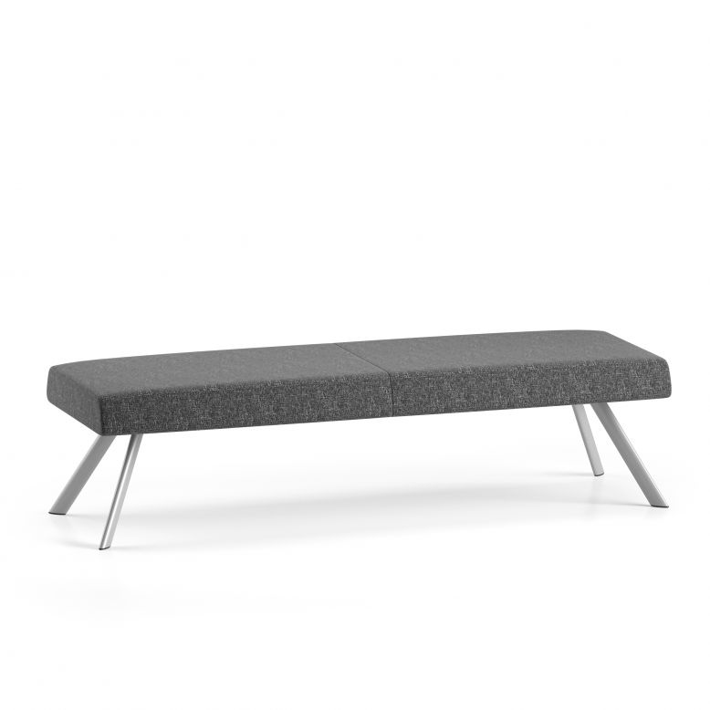 Lesro Willow Series 3 Seat Bench #WL1006B6