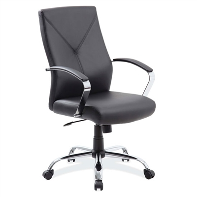 Office Source Boxero Executive High Back Chair #1401
