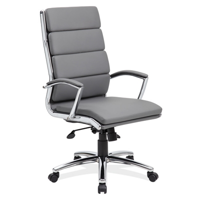 Office Source Merak Series Executive High Back Chair #1501CHM