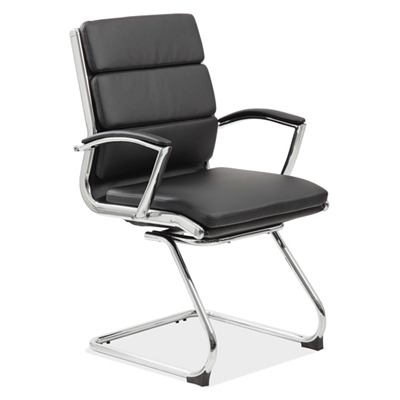 Office Source Merak Series Sled Base Guest Chair #1509CHM