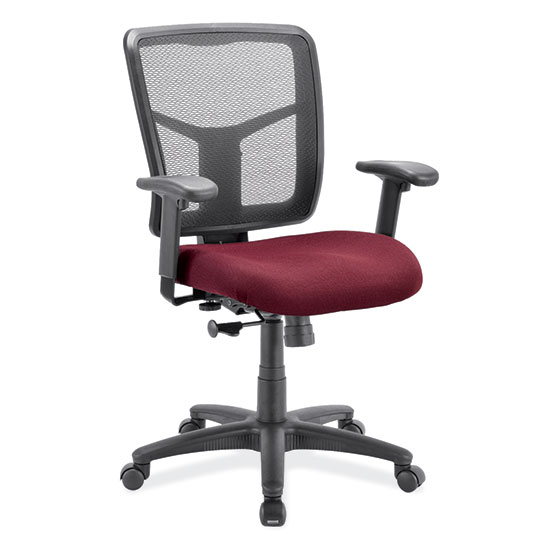 Office Source Coolmesh Basic Series Mesh Back Basic Task Chair #7621ANS