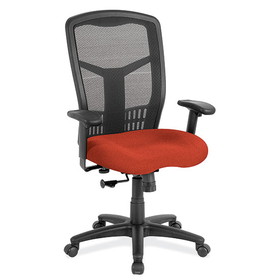 Office Source Coolmesh Swivel Tilt High Back Chair #7721ANS