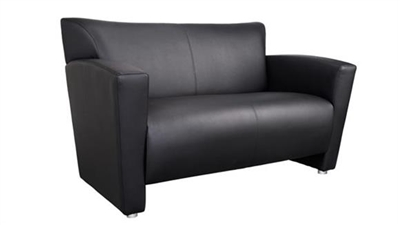 Office Source Tribeca Loveseat #9682