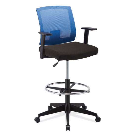 Office Source Torrance Series Mesh Back Stool #3451A