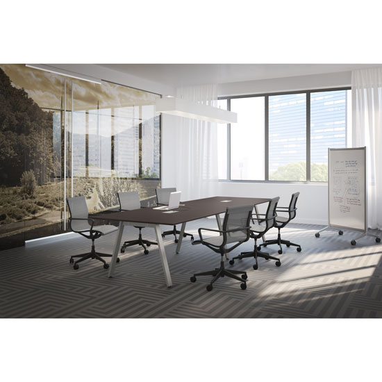 Office Source 4' x 12' Conference / Multi Purpose Table OSC14