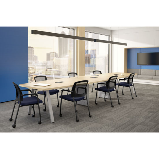 Office Source 4' x 16' Conference / Multi Purpose Table OSC15