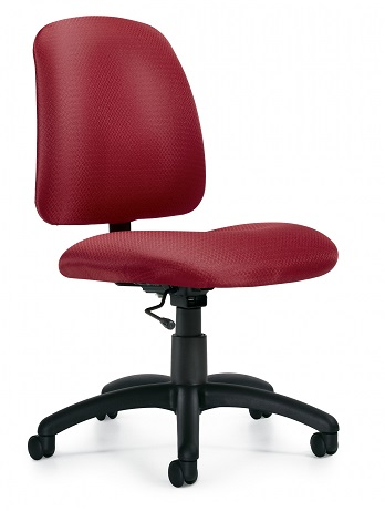 OTG Armless Task Chair #OTG11650