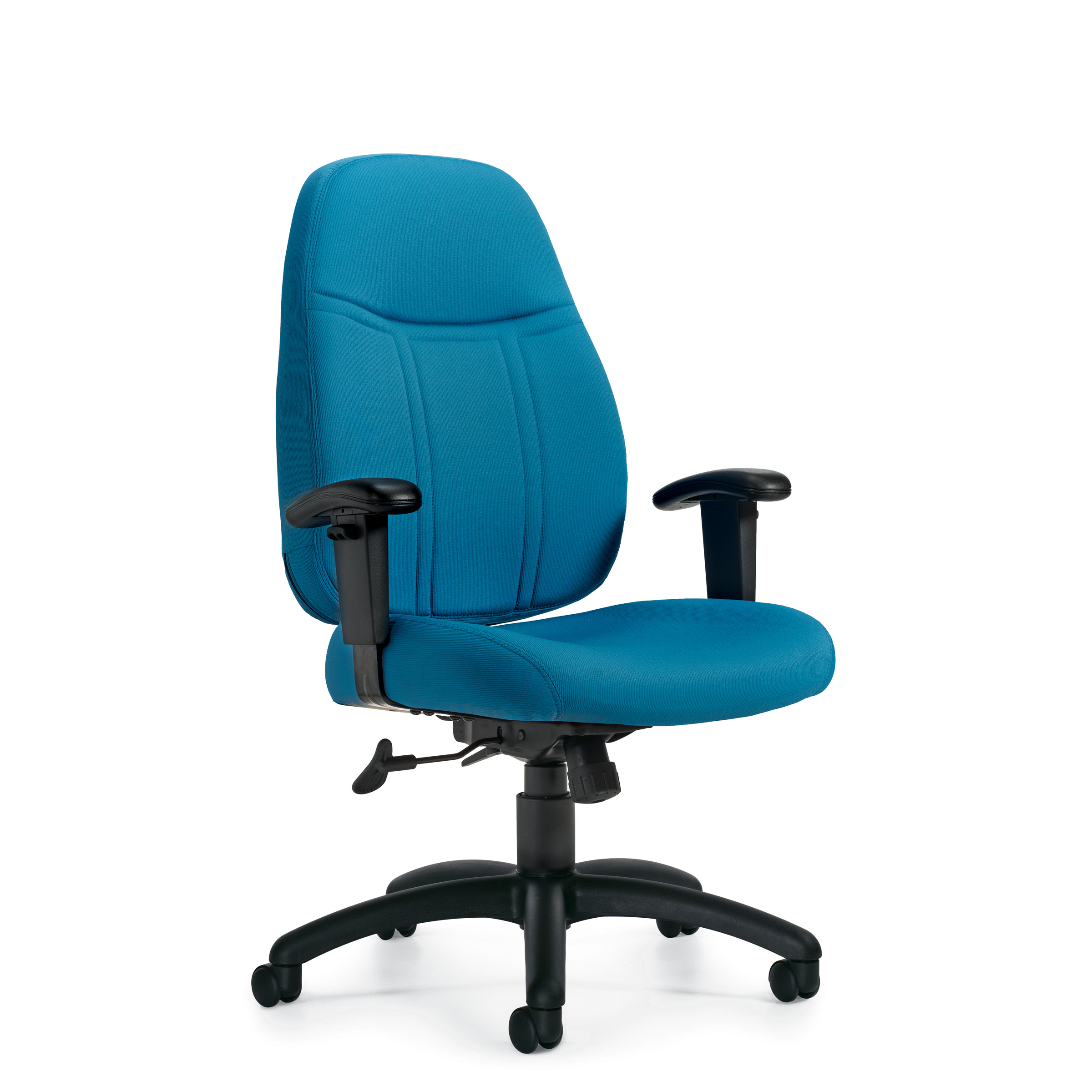 OTG High Back Tilter Chair With Arms #OTG11652